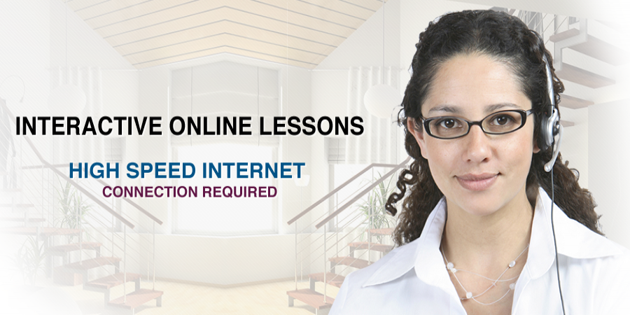 Interactive Online Lessons